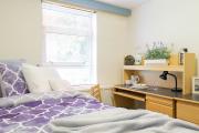 Single Room, Place Vanier, UBC
