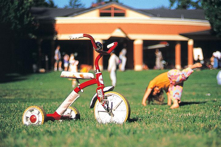 UBC Acadia Park playground.