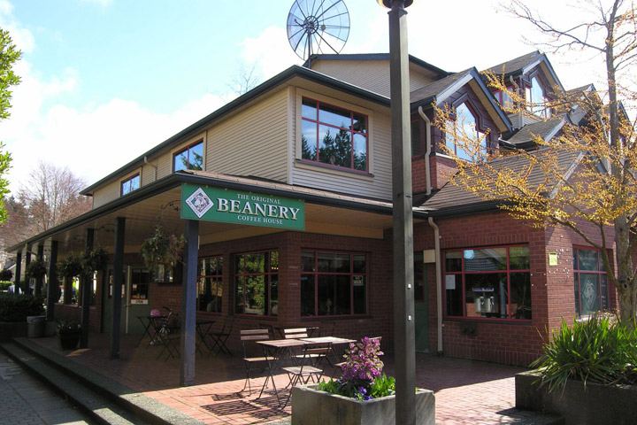 The Beanery coffee shop at Fairview Crescent.