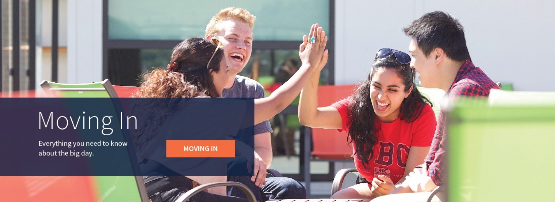 Everything you need to know about moving in to your residence at UBC