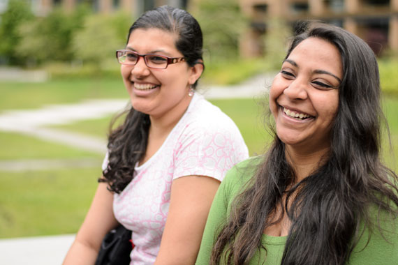 UBC students from India.