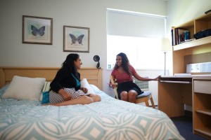 Living with a roommate: my first-year experience