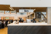 Hero Coffee + Market, Orchard Commons, UBC