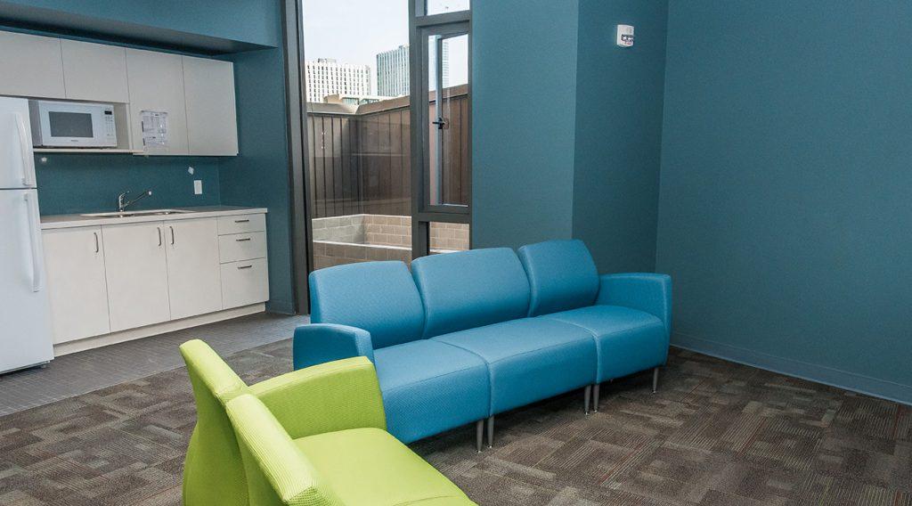 Totem Park Building 7 Lounge
