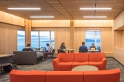 Tallwood House 18th Floor Study Lounge