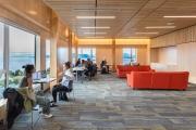 Tallwood House 18th Floor Study Lounge