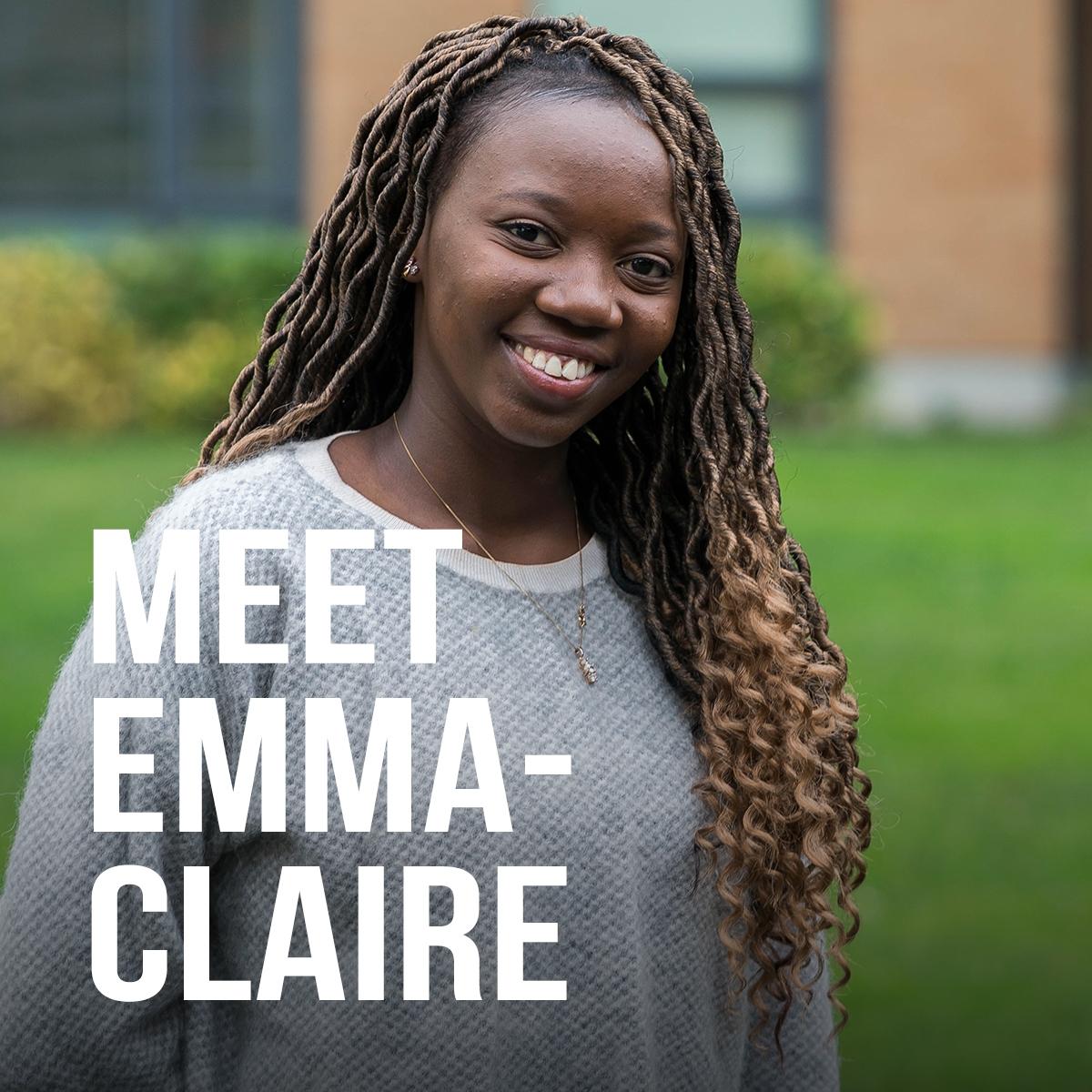 Meet Emma-Claire