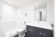 Townhouse Type A Bathroom at Exchange